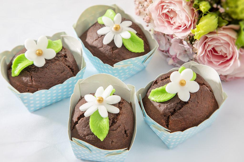 glutenfreie Schokoladendesserts